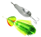 Roofvis Spinnerbaits & Lepels