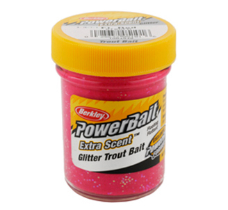 Powerbait & Forel Aas