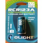 CR123A oplaadbare Lithium -ion Battery