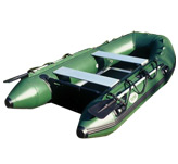 Roofvis Rubberboot